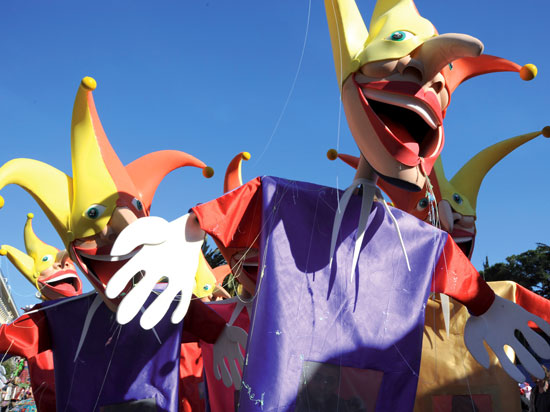 france nice carnaval