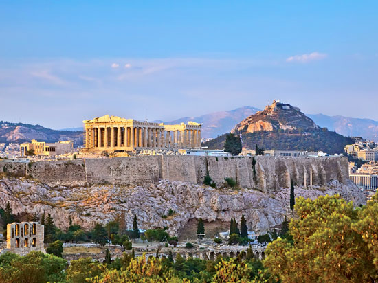 grece athenes acropole 2012