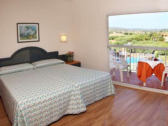 ibiza hotel es pla chambre
