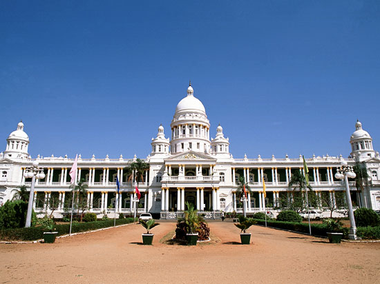 (Image) inde mysore lalitha mahal palace