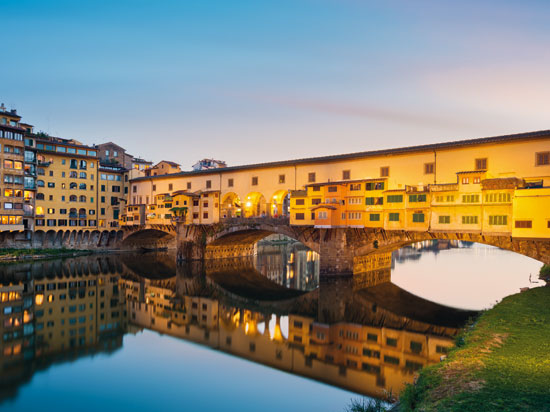 italie florence hiver