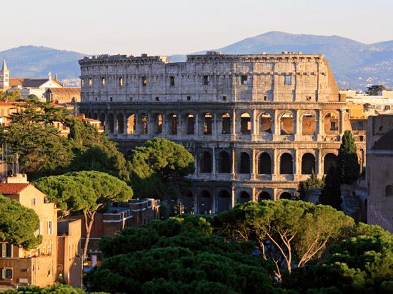 italie rome colisee  istock