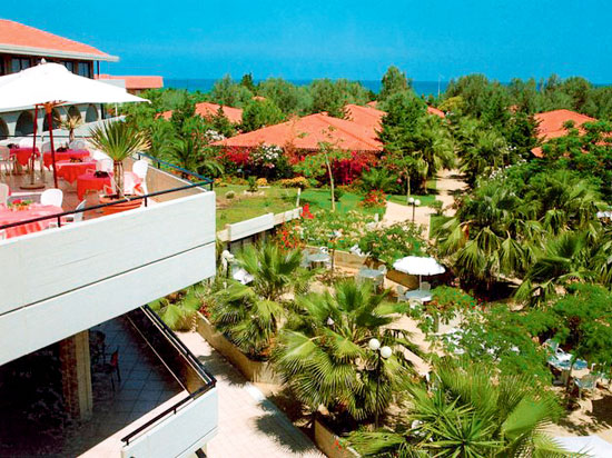 Hotel Club Pollina Resort Sicile Avis