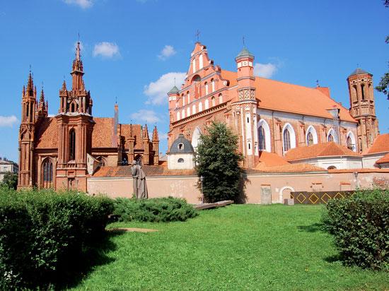 lituanie vilnius 2012