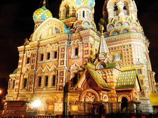 Russie - Saint Petersbourg - Séjour Découverte Escapade à Saint-Pétersbourg à l'Hôtel Dostoevsky 3*