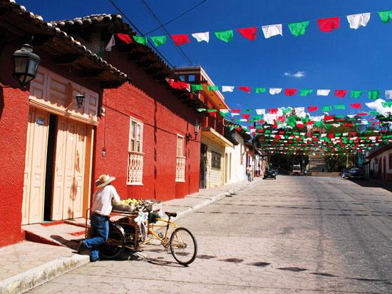 (Image) mexique oaxaca  fotolia