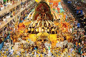 bresil carnaval rio de janeiro