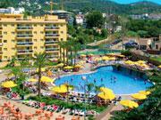 espagne lloret de mar hotel rosamar garden resort