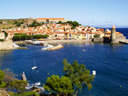 france collioure baie  fotolia