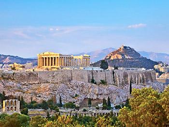 mini grece athenes acropole