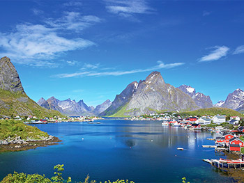 Finlande - Norvège - Suède, Le Grand Tour de Scandinavie