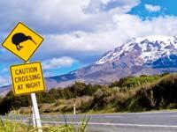 Circuit Nouvelle Zélande, entre Ile Fumante et Ile de Jade