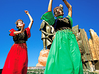ouzbekistan fete navrouz