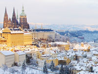 image du voyage scolaire Dresde, Cracovie et Prague