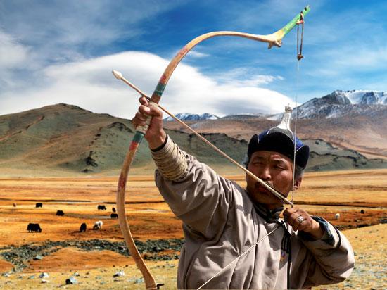 (Image) mongolie steppes  fotolia