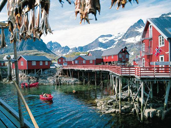 norvege iles lofoten