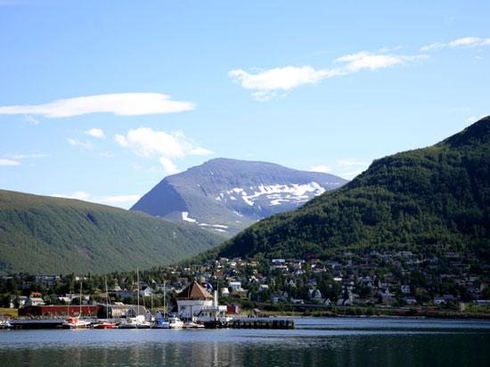 norvege tromso  istock