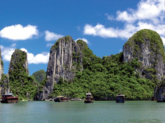 vietnam baie d halong