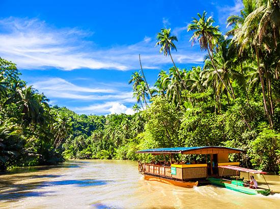 philippines loboc river  fotolia