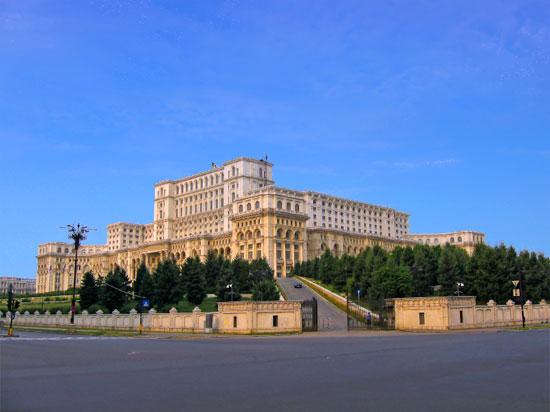 roumanie bucarest palais du parlement 2012