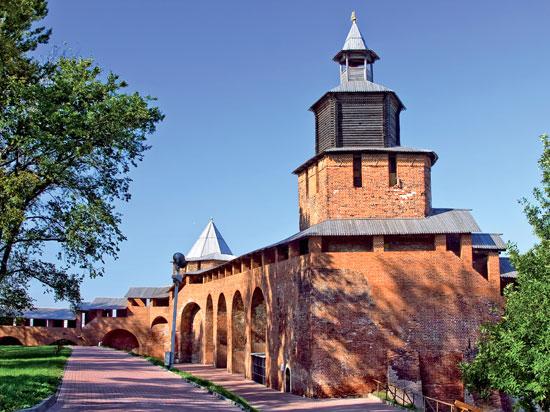 russie nijni novgorod kremlin