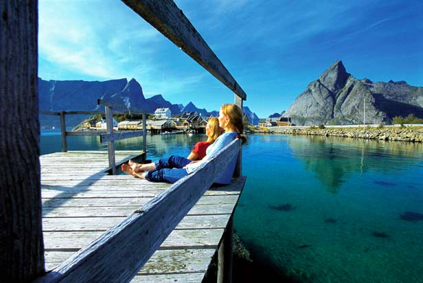 scandinavie iles lofoten