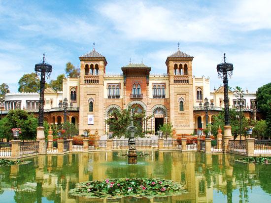 seville et l_andalousie