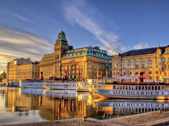 (Image) suede stockholm  fotolia