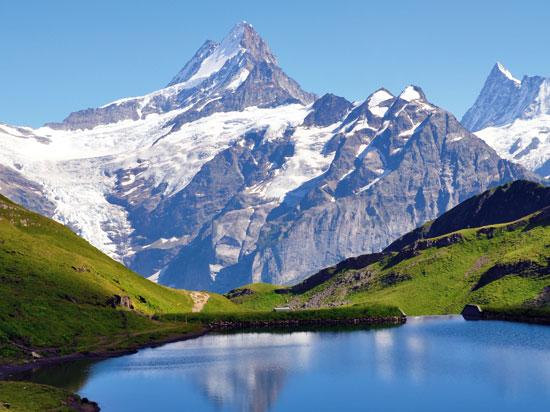 suisse jungfrau  fotolia