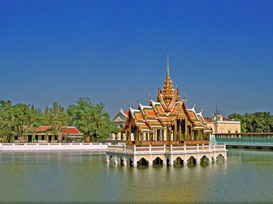 thailande bang pa in