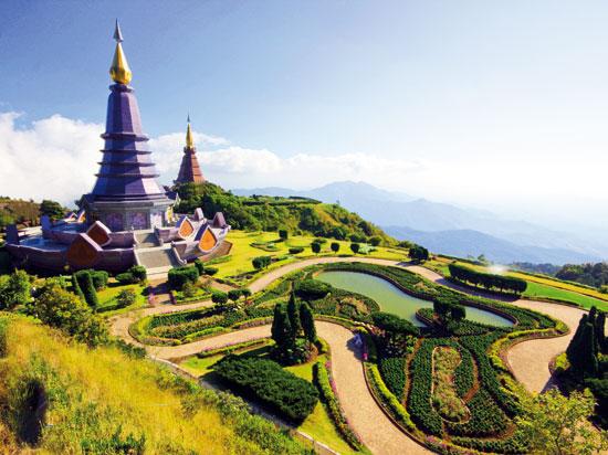 thailande chiang mai  fotolia