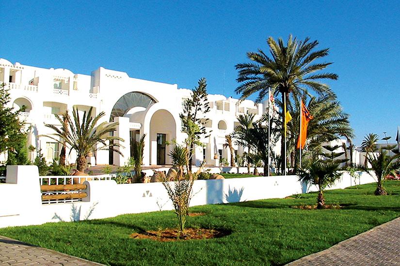 tunisie djerba hotel vincci resort