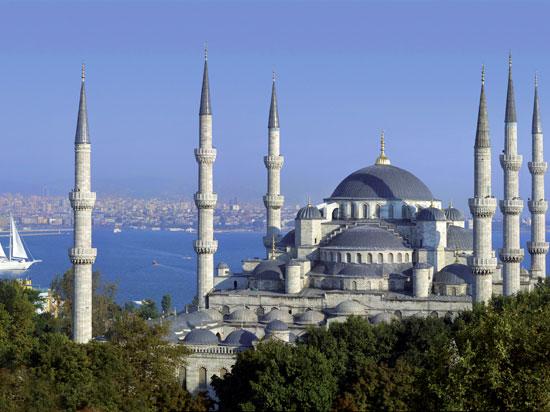 Turquie sur les traces des sultants tonic tourisme et for Sejour complet istanbul