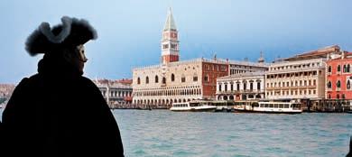 image du voyage scolaire Venise
