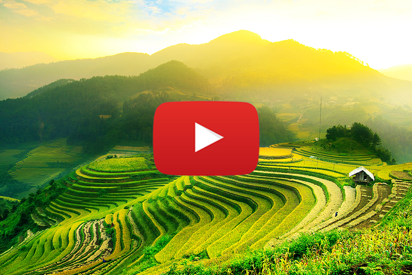 WVIDEO Vietnam, Laos, Cambodge : La Péninsule Indochinoise