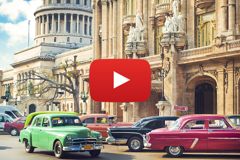 WVIDEO SH - Cuba, la Perle des Caraïbes