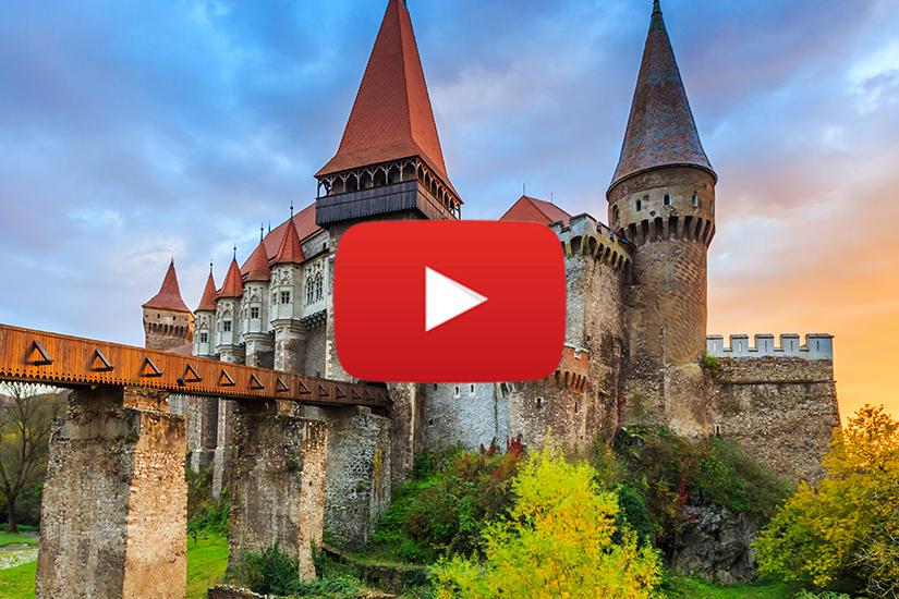 WVIDEO La Roumanie, l'âme des Carpates
