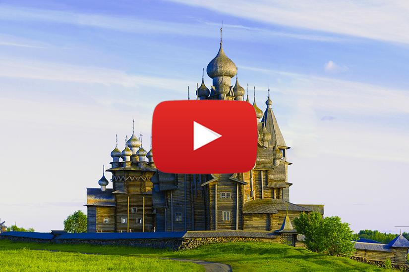 WVIDEO Croisière sur la Volga