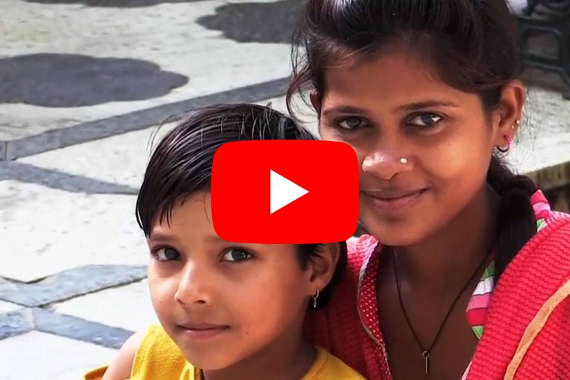 WVIDEO L'Inde du Nord et le Rajasthan