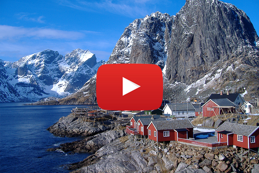 WVIDEO Le Grand Tour de Scandinavie