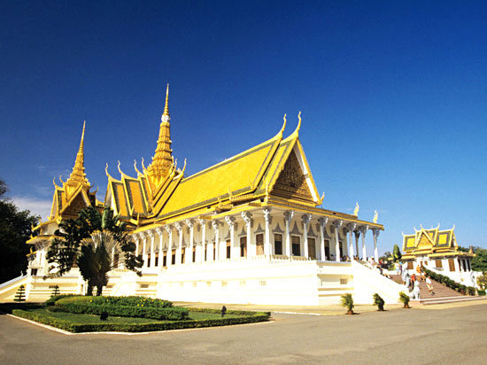 vietnam phnom penh  fotolia
